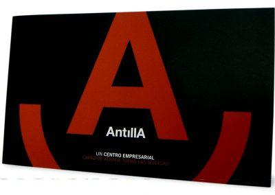 catálogo identidad corporativa antilla catalogue corporative identity