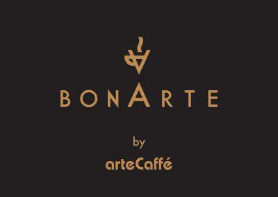 bonarte logo y aplicaciones