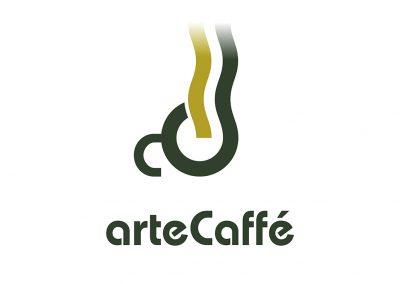 artecaffé logo y aplicaciones