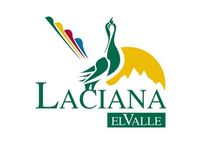 laciana logo y aplicaciones