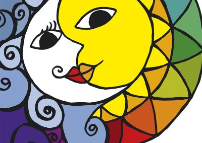 cartel ganador fiestas san juan y san pedro león 2017 winner poster