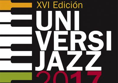 cartel y publicidad universijazz universidad de valladolid poster and advertising