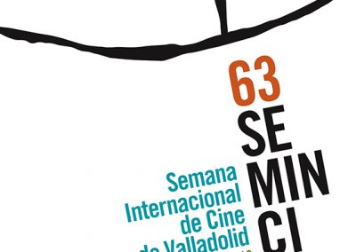 cartel ganador 63 SEMINCI 2018 winner poster