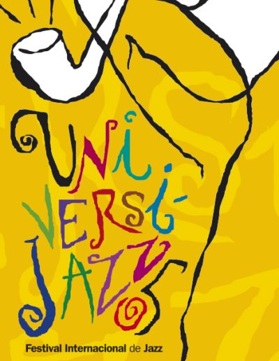 UVa Universijazz cartel