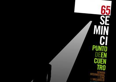 cartel ganador sec. Punto de Encuentro para la 65 SEMINCI 2020 winner poster