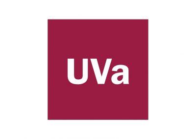 UVa logomarca y manual de identidad visual corporativa